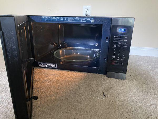 Large Samsung Microwave