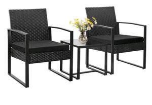 3 pc patio set for Sale in Abilene, TX
