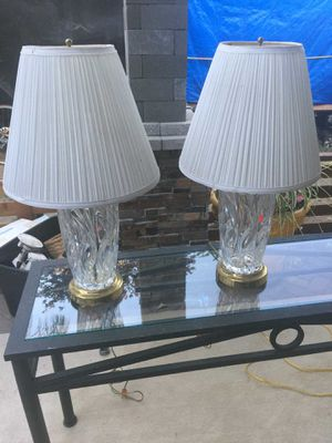 two lamp for Sale in Antioch, CA