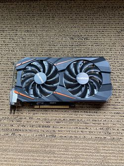 GTX 1060 6GB Graphics Card for Sale in Edgewood,  WA