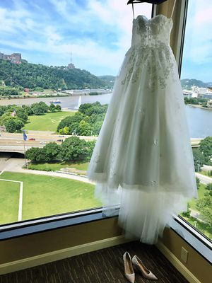 Wedding dress for Sale in Chantilly, VA