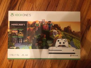 Xbox One S - 1tb - Minecraft sedition - Brand New!!!! for Sale in BOWLING GREEN, NY