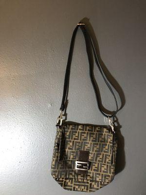 Fendi shoulder bag for Sale in Silver Spring, MD