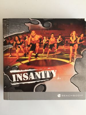 Insanity Workout DVDs for Sale in Rochester, MN