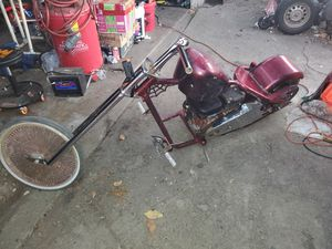 Reaper chopper mini bike for Sale in Santa Ana, CA