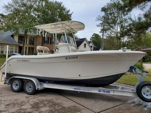 2016/2017 COBIA 220 YAMAHA 150HP 4 STOKE for Sale in Houston, TX