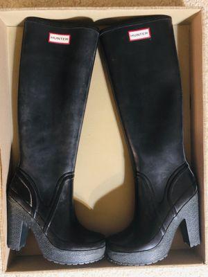 Hunter Platform Boots for Sale in Reston, VA
