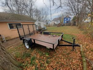 2012 6x10 TWF utility trailer for Sale in Lorain, OH