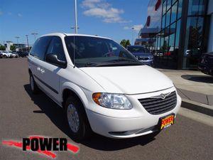 2003 Chrysler Voyager for Sale in Salem, OR