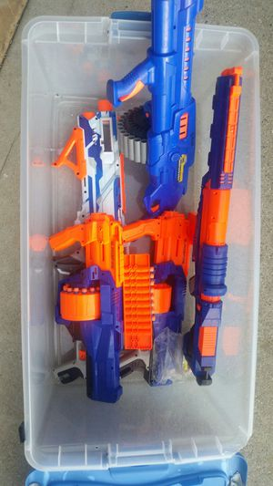 Nerf Guns and Darts for Sale in Sugar Hill, GA