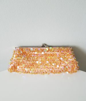 New - Max Mayer Purse or Clutch w/Sequins & Beads for Sale in Talleyville, DE
