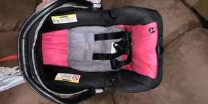 Car seat with base& stroller! for Sale in Laredo, TX