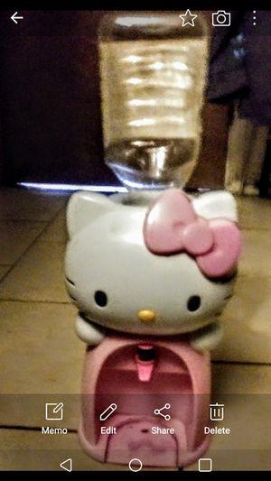 Hello kitty water dispenser $10 for Sale in Phoenix, AZ