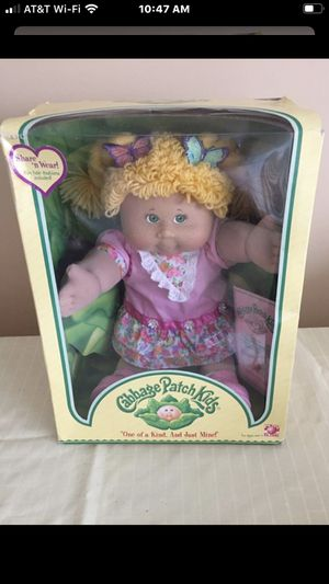 2004 inbox cabbage patch doll for Sale in Monroe, CT