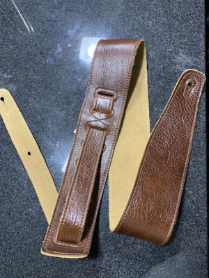Leather Guitar / Bass Strap for Sale in Fishers, IN