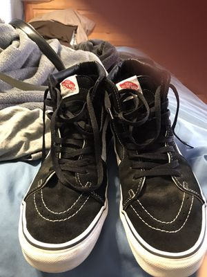 Size 12 vans for Sale in Jefferson, MD