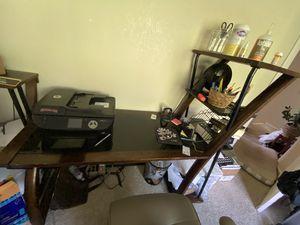 Desk with shelves for Sale in Boulder, CO