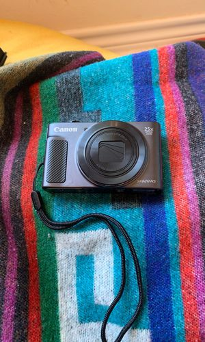 Canon powershot 20.2 megapixel SX620 HS WiFi digital camera for Sale in Ropesville, TX