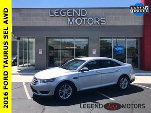 2016 Ford Taurus for Sale in Highland Park, MI