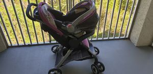 Graco baby stroller and car seat for Sale in Tampa, FL