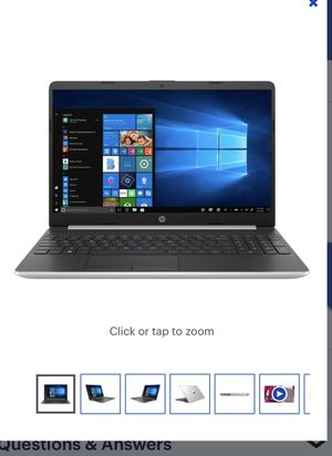 Hp touch screen laptop for Sale in Humble, TX