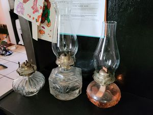 Vintige Oil lamp for Sale in Bernville, PA