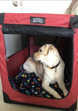 Nature's Miracle Port-A-Crate for Dogs 100 lb for Sale in Alexandria, VA