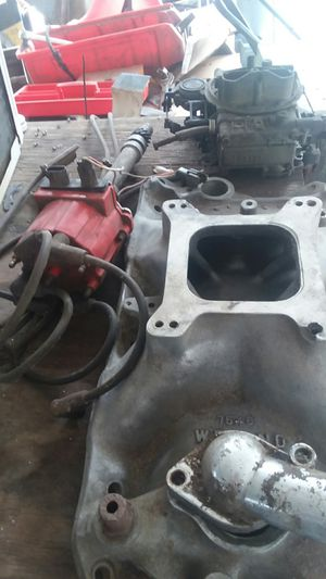 350 Chevy parts for Sale in Gibsonton, FL