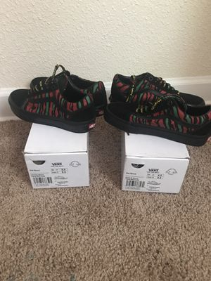 Must Go BRAND NEW LIMITED EDITION VANS for Sale in MD, US