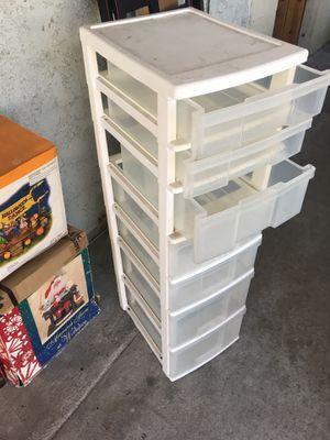 """Cajas plásticas 43"""" de alto 14 ancho y 16"""" de fondo for Sale in Bell, CA"""