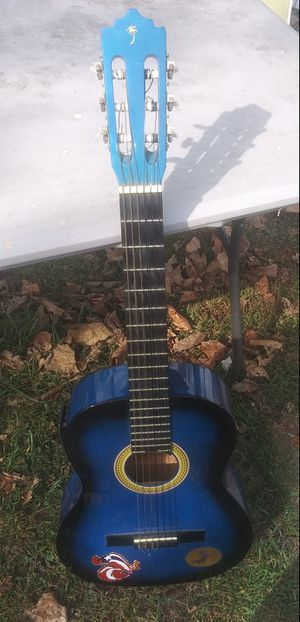 Palmer guitar with cover. for Sale in Indianapolis, IN