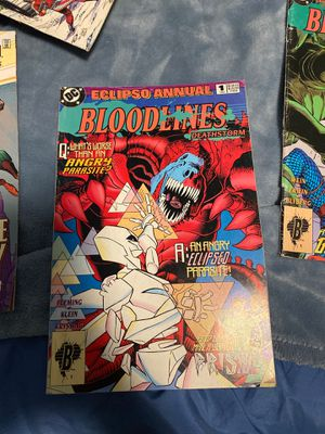 Bloodlines comic book for Sale in Long Beach, CA