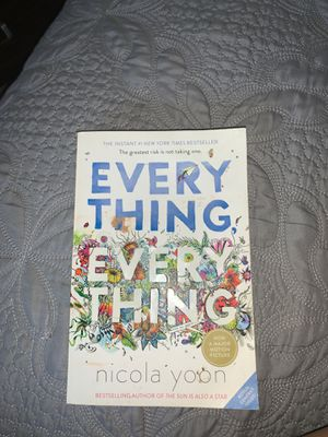 Everything everything book for Sale in Santa Ana, CA
