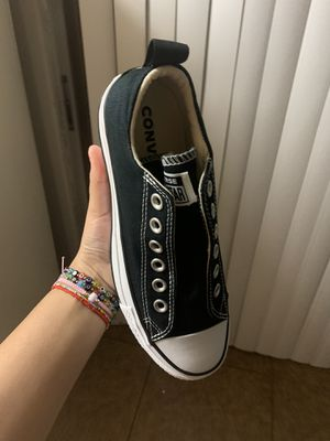 Converse platform black for Sale in Glendale, AZ