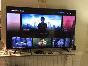 tcl roku tv 55 for Sale in Lake Forest, CA
