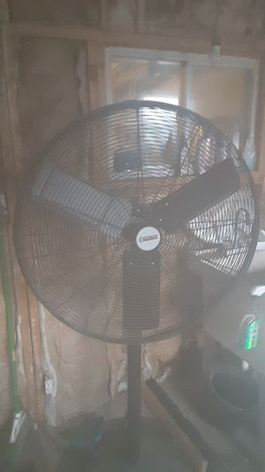 24 in industrial fan for Sale in Niagara Falls, NY