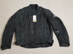 Motorcycle mesh Jacket with armor for Sale in Chicago, IL