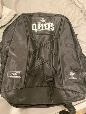 CLIPPERS NBA team backpack for Sale in Los Angeles, CA