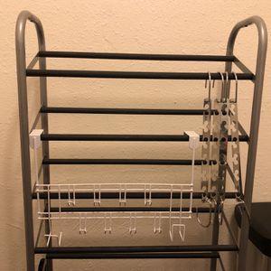 Over Door Towel Hanger And Closet Purse Hangers for Sale in Los Angeles, CA