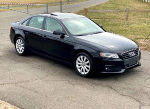 12 Audi A4 No low-ball offers for Sale in Centreville, IL