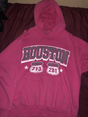 Houston pink hoodie for Sale in Houston, TX