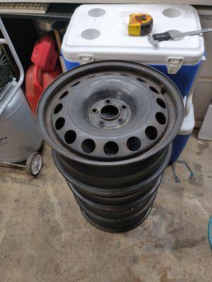 """16"""" VW steel wheels 5x100 for Sale in Edmonds, WA"""