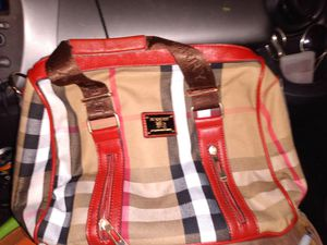 Burberry bag blue label japan for Sale in Temecula, CA