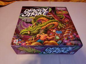 Dragon strike board game for Sale in Spring Hill, FL