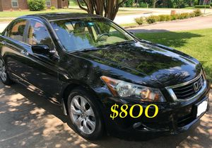 ✅✅🔥💲8OO URGENT I sell my family car 🔥🔥2OO9 Honda Accord Sedan V6 EX-L power start Runs and drives very smooth.🟢🟢🔥 for Sale in Fort Lauderdale, FL