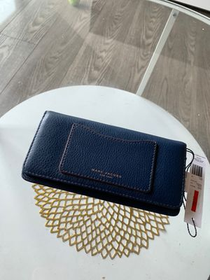 Marc Jacobs wallet brand new blue for Sale in Los Angeles, CA