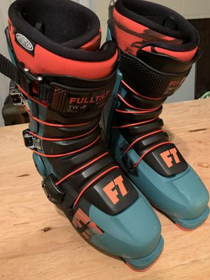 Full tilt Tom Wallish ski boots for Sale in San Jose, CA