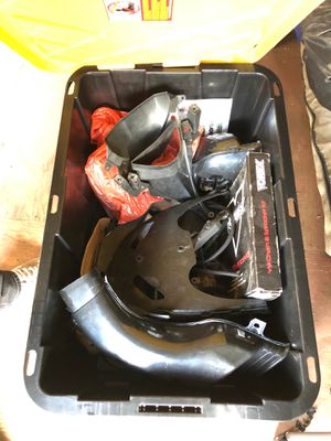Miscellaneous motorcycle parts for Sale in Perris, CA