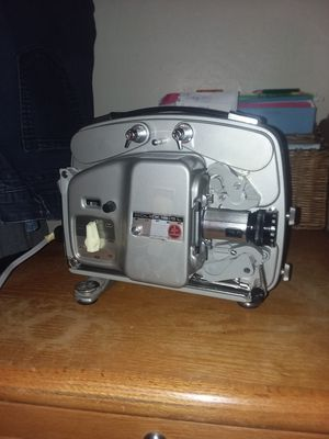Vintage BOLEX 18-5L Super 8mm Projector 1967 for Sale in Tempe, AZ