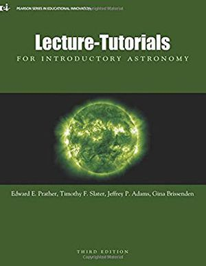Lecture-Tutorials for Introductory Astronomy, 3rd Edition for Sale in Orange, CA